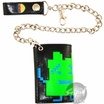 Aqua Teen Hunger Force Mooninites Wallet