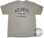 Aquaman Atlantis Swimming T-Shirt