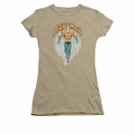 Aquaman From The Depths Juniors T Shirt
