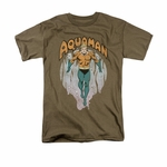 Aquaman From The Depths T Shirt