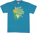 Aquaman Quest T Shirt