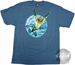Aquaman Sea T-Shirt