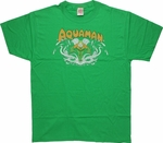 Aquaman Swim T-Shirt