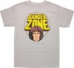 Archer Danger Zone Helmet T Shirt