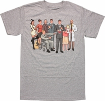 Archer Group T Shirt