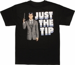 Archer Just the Tip T-Shirt