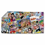 Archie Comics Memories Towel