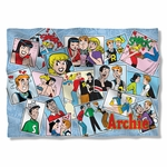 Archie Comics Panels Pillow Case