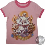 Aristocats Girls T-Shirt