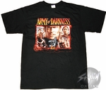 Army of Darkness Box Montage T-Shirt