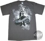 Army of Darkness Shotgun Lightning T-Shirt