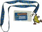 Arrested Development Frozen Banana Charm Lanyard