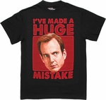 Arrested Development Huge Mistake T Shirt
