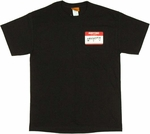 Arrested Development Name Tag T-Shirt