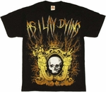 As I Lay Dying Sound T Shirt