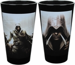 Assassins Creed 2 Ezio Pint Glass Set