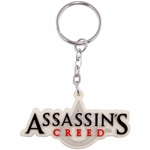 Assassins Creed Name Keychain