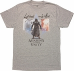 Assassins Creed Unity La Liberte T-Shirt