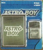 Astro Boy Logo Lighter Combo