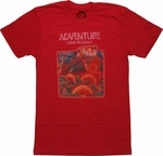 Atari Adventure Box Cover T-Shirt