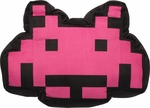 Atari Space Invaders Crab Alien Pillow