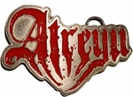 Atreyu Name Belt Buckle