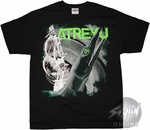 Atreyu Ship Fish T-Shirt