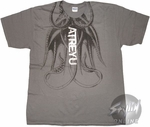 Atreyu Squid T-Shirt