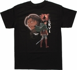 Attack on Titan Levi T Shirt