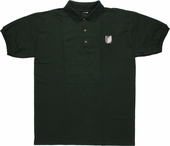 Attack on Titan Survey Corps Polo Shirt