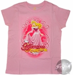 Aurora Sleeping Beauty Youth T-Shirt