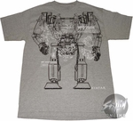 Avatar Technical Plans T-Shirt