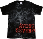 Avenged Sevenfold Chain T Shirt