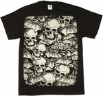 Avenged Sevenfold Deathbat T Shirt