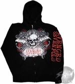 Avenged Sevenfold Intricate Hoodie
