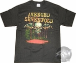 Avenged Sevenfold Name T-Shirt