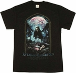 Avenged Sevenfold Nightmare T Shirt