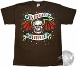 Avenged Sevenfold Ribbon T-Shirt