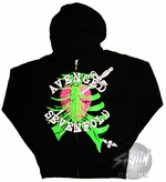 Avenged Sevenfold Ribs Junior Hoodie