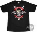 Avenged Sevenfold Swords Seven T-Shirt