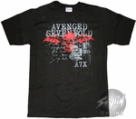 Avenged Sevenfold Two Tone T-Shirt