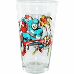 Avengers #4 Pint Glass