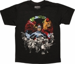 Avengers Assault Team Youth T-Shirt