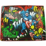 Avengers Battle Sounds Wallet