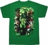 Avengers Big Hulk Green T Shirt