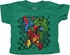 Avengers Circle Heather Green Toddler T Shirt