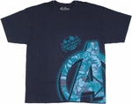 Avengers Logo Collage T Shirt