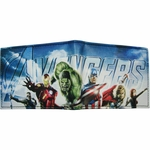 Avengers Movie Lineup Wallet