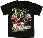Avengers Movie T Shirt