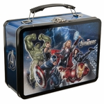 Avengers Movie Tin Lunch Box